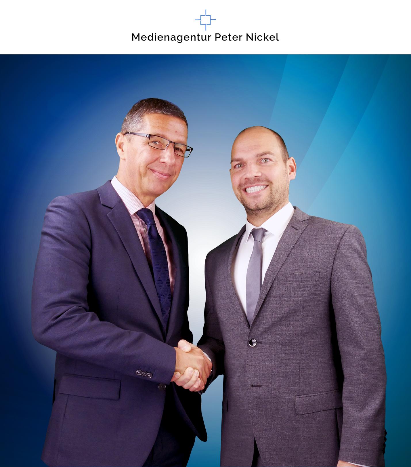 Generationswechsel Medienagentur Peter Nickel